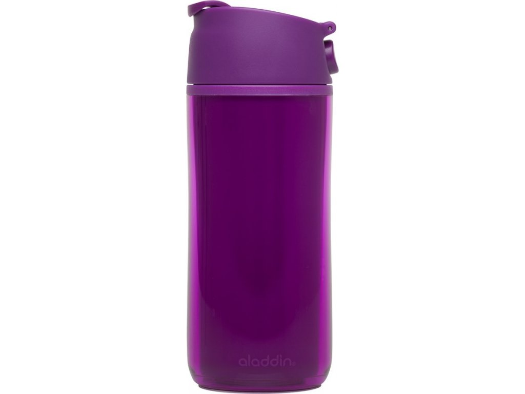 Aladdin - Termohrnek FLIP   SIP 350 ml plast - fialový  ffdd39a7759