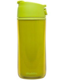 Aladdin - Termohrnek FLIP & SIP 0,35l plast - limetkový-1