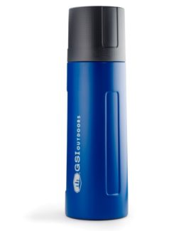 GSI OUTDOORS TERMOSKA GLACIER STAINLESS 1000 ML MODRÁ_2_g