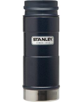 Stanley - termohrnek do 1 ruky Hammertone 0,35l modrý