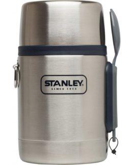 Stanley - termoska se lžící 532 ml nerez