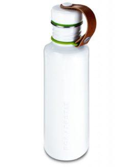 BLACK-BLUM nerezová lahev na vodu 750 ml bílá