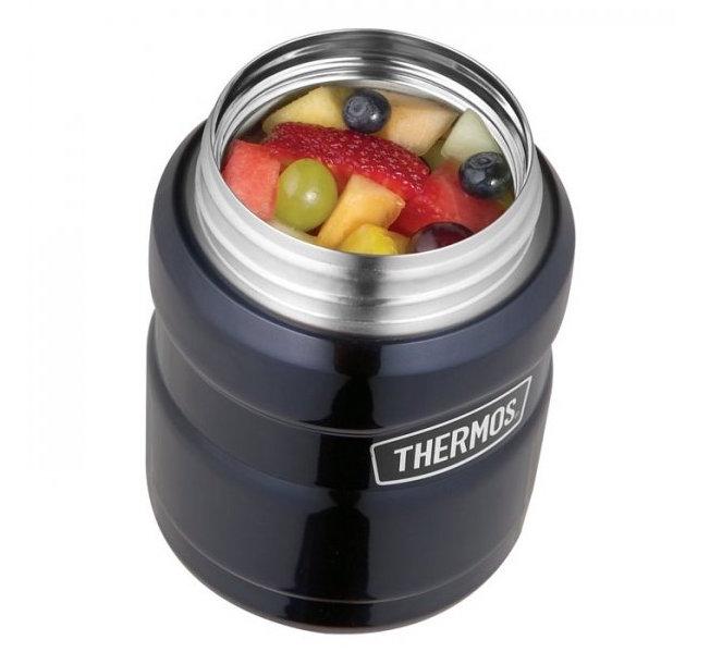 Thermos - termoska na jídlo 710 ml tmavě modrá  2ad1a156f4b