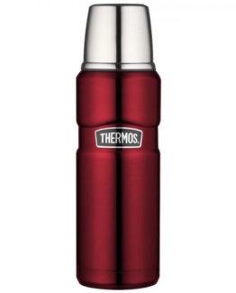 Thermos - termoska na nápoje 470 ml červená