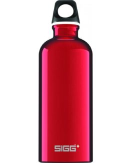 Lahev SIGG Traveller Red 0,6 l