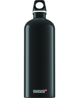 Lahev SIGG Traveller Black 1000 ml