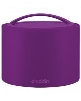 Aladdin - termobox na oběd Bento 600 ml fialový