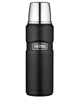 Thermos - termoska na nápoje 470 ml matně černá (1)