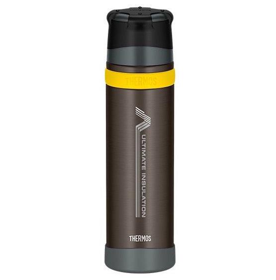 Thermos - outdoorová termoska Mountain FFX 900 ml hnědá