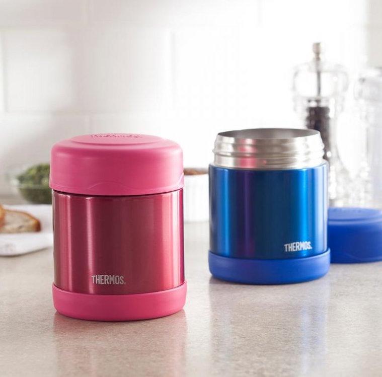 Thermos - Dětská termoska na jídlo 290 ml modrá  c1845773813