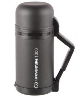 LifeVenture - termoska Wide Mouth Vacuum Flask 1000 ml