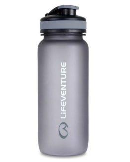 Lifeventure lahev na vodu Tritan Bottle 650ml graphite šedá