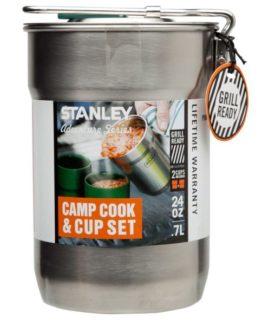 Stanley - kempingový set na vaření včetně dvou izolovaných kalíšků-1