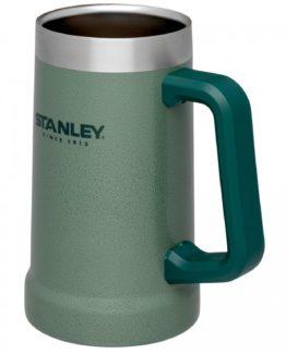 Stanley korbel na pivo 0,7l zelený